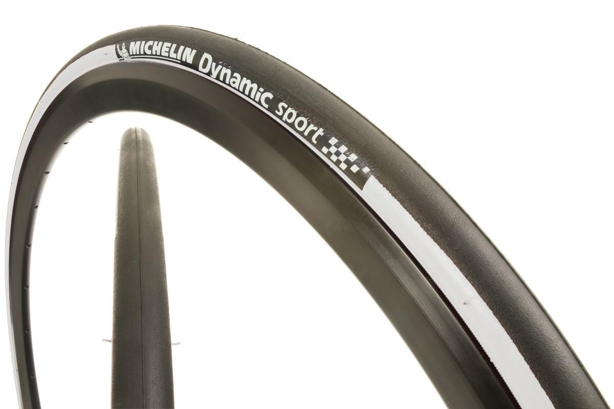 Tire 700x23 dynamic sport black MICHELIN race tyre